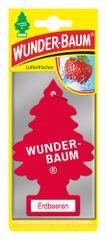 WUNDER-BAUM Erdbeeren osviežovač stromček