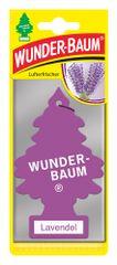 WUNDER-BAUM Levandule osviežovač stromček