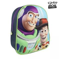 Batoh Pro Děti 3D Toy Story Námořnický Modrý