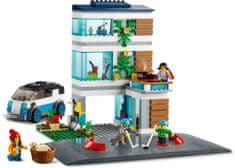 LEGO City 60291 Modern családi ház