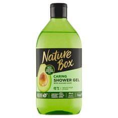 Nature Box Prírodné sprchový gél Avocado Oil (Shower Gel) 385 ml