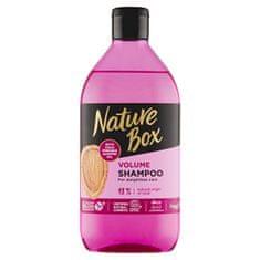 Nature Box Prírodné šampón pre beztiažový objem Almond Oil (Shampoo) 385 ml