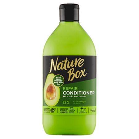 Nature Box Természetes hajápoló balzsam Avocado Oil (Conditioner) 385 ml