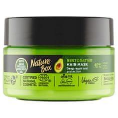 Nature Box Intenzívne regeneračná maska na vlasy Avocado Oil (Recovery Mask) 200 ml