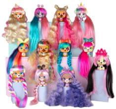 TM Toys VIP Pets psík s doplnkami, extra dlhé vlasy