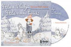 Tereza Pařízková: Stela a 16 huskyů + Stela v zemi tučňáků - audioknihovna