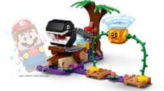 LEGO Super Mario™ 71381 Chain Chomp a setkání v džungli – rozšiřující set