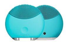FOREO Luna Play Plus Mint sonični uređaj za čišćenje lica, tirkizna, s USB priključkom