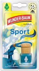 WUNDER-BAUM Classic tekutý osvěžovač sport 4,5ml