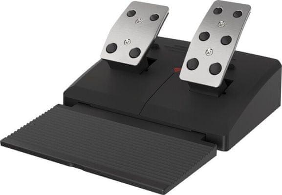 Kierownica gamingowa Genesis Seaborg 400 PC PS4 Xbox one wibracje