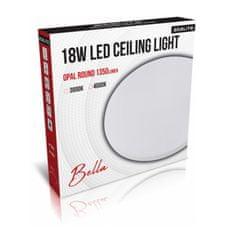 Asalite stropno LED svjetlo - Opal, okruglo, 18 W, 3000 K, 1350 lm