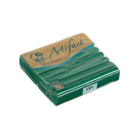 Kraftika Műanyag-polimer agyag 56g klasszikus smaragdzöld