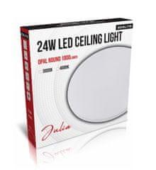 Asalite stropno LED svjetlo - Opal, okruglo, 24 W, 3000 K, 1800 lm