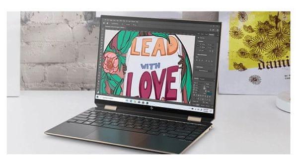 Notebook HP Spectre x360 14-ea0002nc (309N1EA) 13,5 palce Full HD Intel DDR4 SSD NVME
