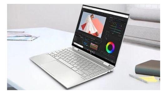 Notebook HP Spectre x360 14-ea0002nc (309N1EA) 13,5 palce zabezpečení Tiger Lake Full HD spolehlivost výkon podnikání office