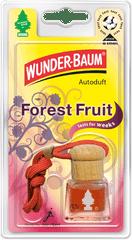 WUNDER-BAUM Classic tekutý osvěžovač lesní ovoce 4,5ml