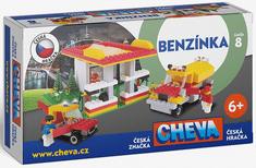 Cheva Stavebnice 8 - Benzínové čerpadlo