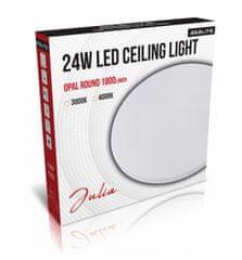 Asalite stropno LED svjetlo - Opal, okruglo, 24 W, 4000 K, 1800 lm