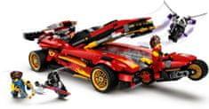 LEGO Ninjago 71737 Kaijev crveni razarač