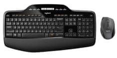 Logitech MK710 brezžični namizni komplet