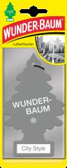 WUNDER-BAUM City Style osvěžovač stromeček