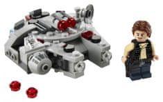 LEGO zestaw Star Wars™ 75295 Mikromyśliwiec Sokół Millenium