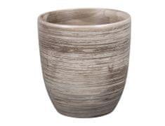 Ceramicus Obal keramický KODET GREY d 20 cm matný šedý