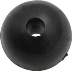 Black Cat Zarážka Rubber Shock Beads pr. 10mm/10ks