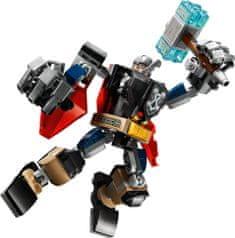 LEGO Super Heroes 76169 Thor egy páncélozott robotban
