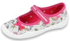 Befado Blanca 114X392 lány papucs