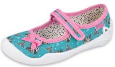 Befado Blanca 114X427 lány papucs