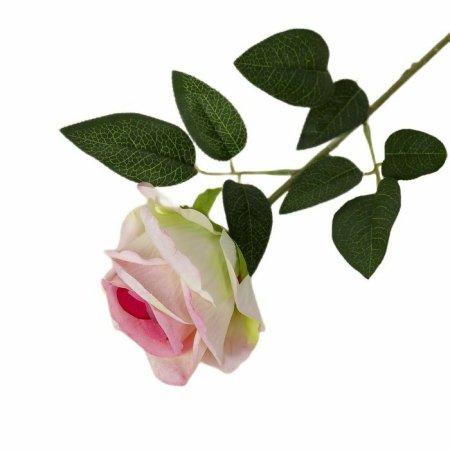 """Kraftika Mesterséges virágok """"rose bolíviai"""" 7,5 * 55 cm, rózsaszín"""