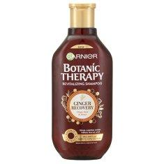 Garnier Revitalizační šampon se zázvorem a medem pro mdlé a jemné vlasy Botanic Therapy (Revitalizing Shampo