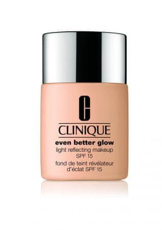 Clinique Make-up to brighten skin SPF 15 Even Better Glow 58 Honey, 30 ml