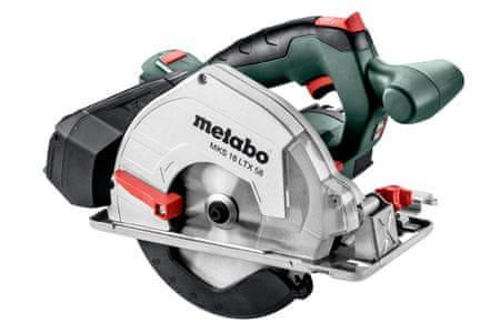 Metabo krožna žaga za jeklo MKS 18 LTX 57 (600771840), samo naprava