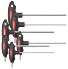 Gedore Red Set izvijačev T ročaj