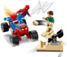 LEGO Super Heroes 76172 Posledná bitka Spider-Mana so Sandmanom