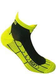 Spring Čarape Revolution Speed Plus, žuto-crne, 39-42
