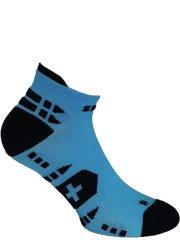 Spring Čarape Revolution Soft Air Plus, plavo-crne, 39-43