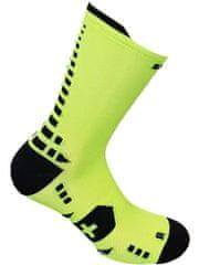 Spring Čarape Revolution Soft Air Plus, duge, žuto-crne, 39-45