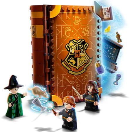 LEGO Harry Potter 76382 Roxfort™ pillanatai: Átváltozás óra
