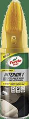 Turtle Wax Interior 1 - čistič čalounění 400 ml