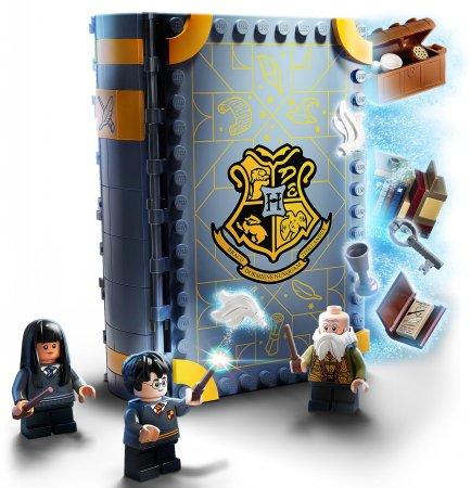LEGO Harry Potter 76385 Varázslatos pillanatok a Roxfortból: Bűbájtan óra
