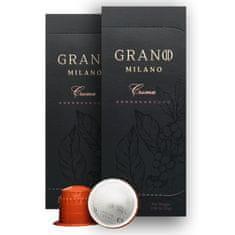 Grano Milano Káva CREMA (200 kávové kapsule)