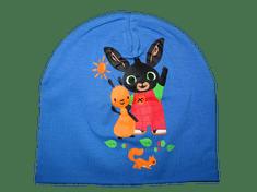 Bing Chlapecká modrá čepice s králíčkem Bing.