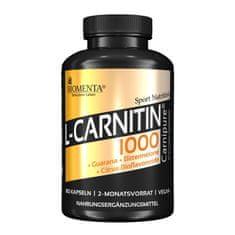Biomenta L-Karnitin (Carnipure®) 180 Kapsul / vegan