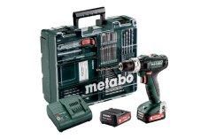 Metabo bežična udarna bušilica PowerMaxx SB 12 (601076870)