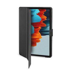 SBS maska za Samsung Galaxy Tab S7, preklopna, crna