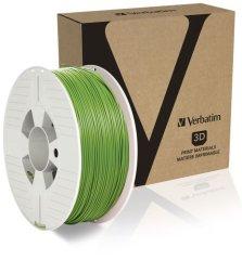 Verbatim nyomtatószál, PLA, 1,75 mm, 1 kg, zöld (55324)