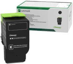Lexmark C242XK0 toner, črn